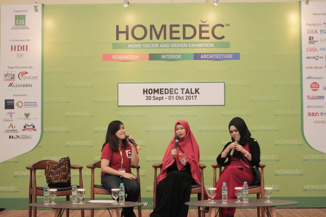 Sesi Homedec Talk 2017