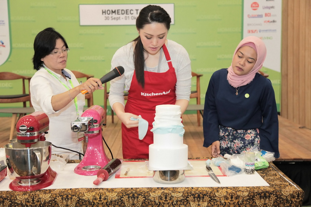 Kitchen AID Homedec Talk 2017